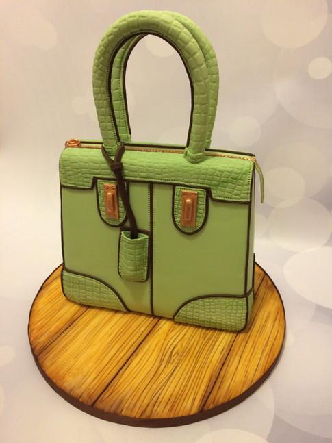 Handbag Cake Class
