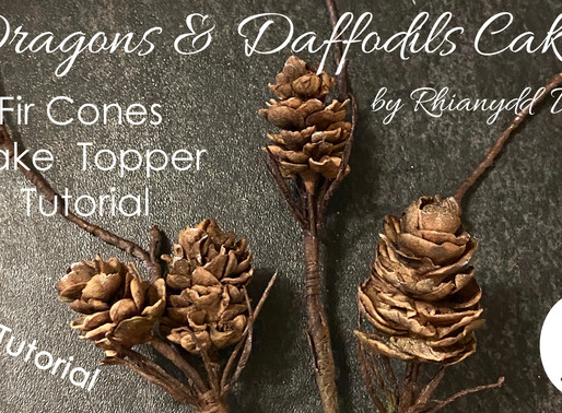 Members only updates for my Dragons, Daffodils & Cakers