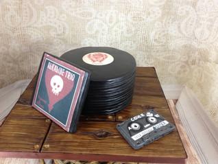 Musical cake £150