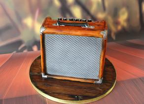 Amplifier Sculpted Cake Tutorial