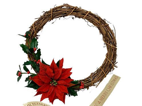 EMPTY Ratten wreath