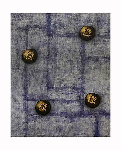 Four-Screws,-2012,-Acrylic,-silkscreen,-