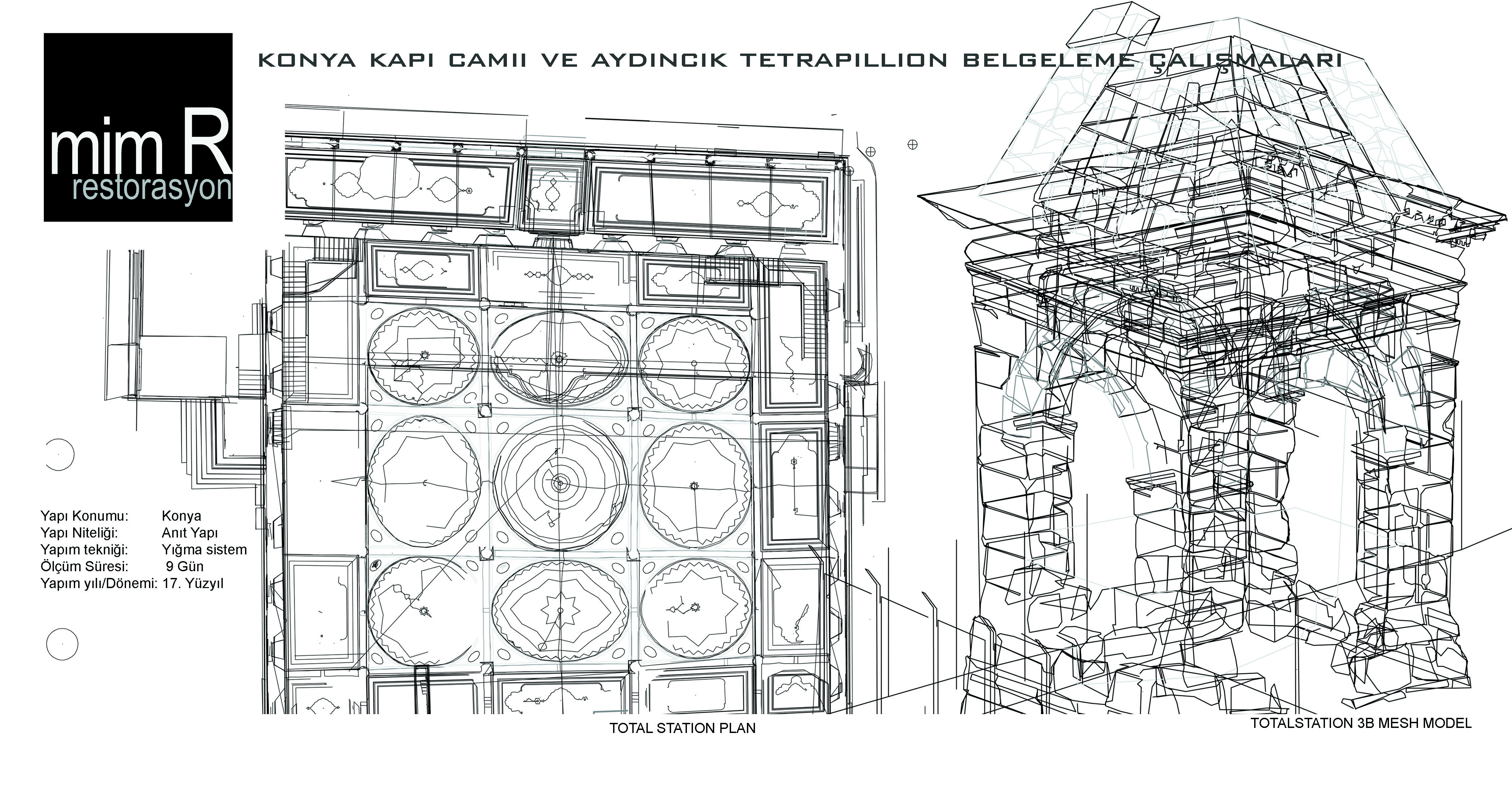 Konya Bedesteni ve Aziziye camii