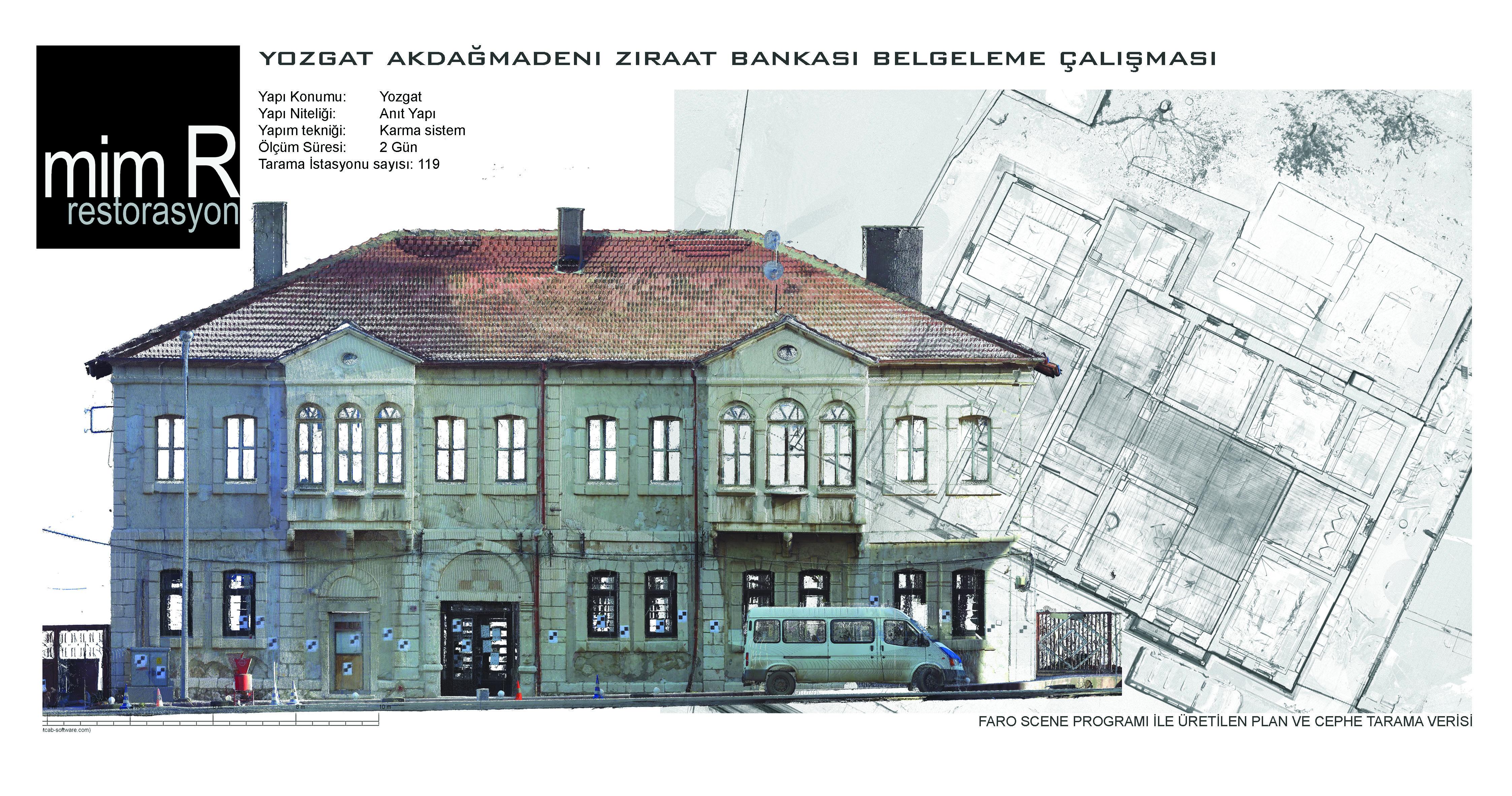 Yozgat Akdağ Madeni Ziraat Bankası