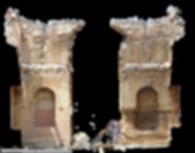 West Façade Pergamon Serapeum