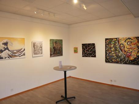 Exposition Collective, Décembre 2020