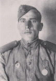 Солдаты войны 1943год Портрет солдата Портрет на заказ
