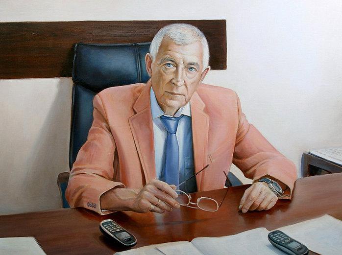 Живопись Портрет по фото на заказ Россия