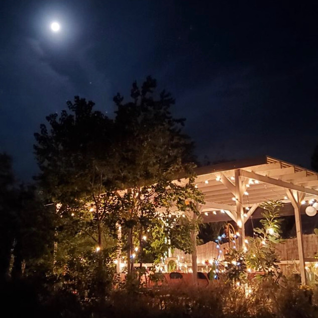 Full Moon Gazebo