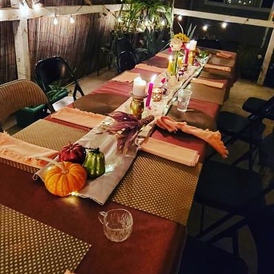 Full Moon Table