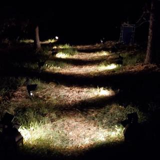 Full moon path