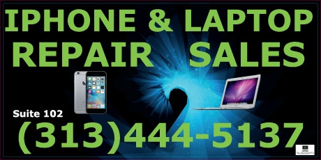 Iphone Repair Detroit, Mi. 48221