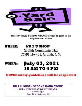 Nu 2 U - yard Sale poster 2 - 2021.jpg