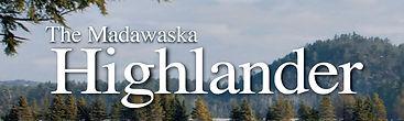 The Madawaska Highlander Logo