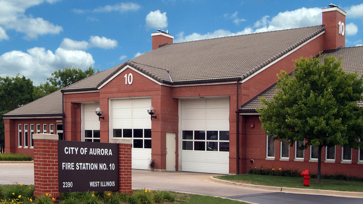 City of Aurora Fire Stations