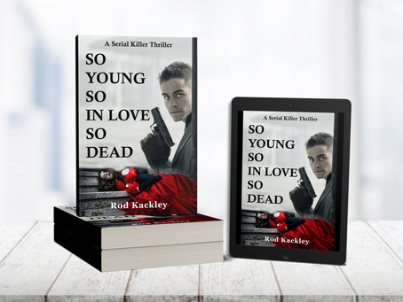 So Young, So In Love, So Dead: A Serial Killer Thriller