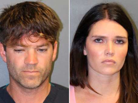 California Nightmare! Hot Couple Accused of Preying on Party Girls!