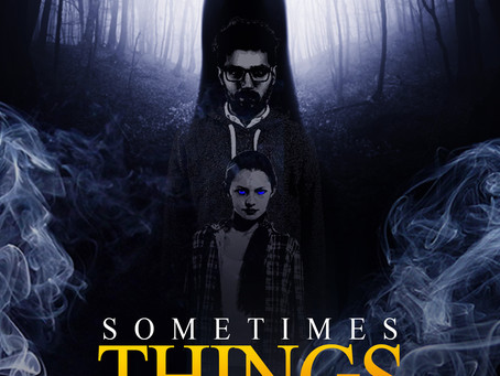 Coming Soon! Sometimes Things Break: A Paranormal Time Travel Thriller