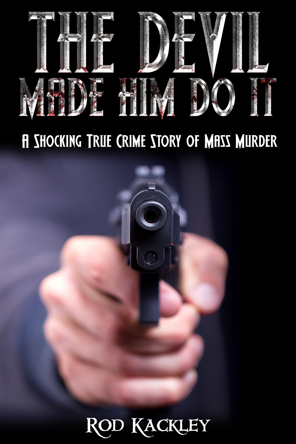 The Devil Made Him Do It/Crime Stories Bookstore