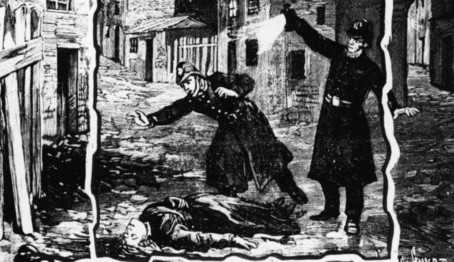 Postcard from Jack the Ripper?