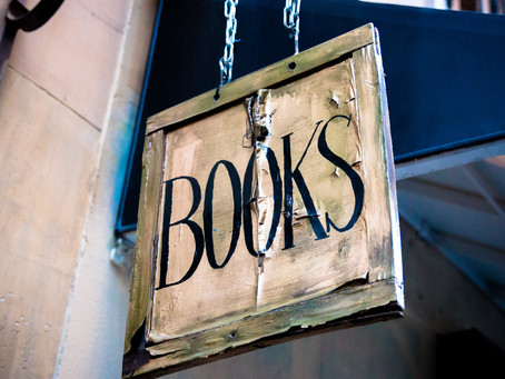 Yeah, It's the Occult Bookstore, but do they have Harry Potter books?