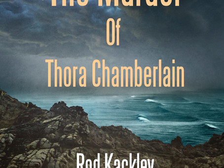 The Murder of Thora Chamberlain: Coming Soon! A Shocking True Crime Story