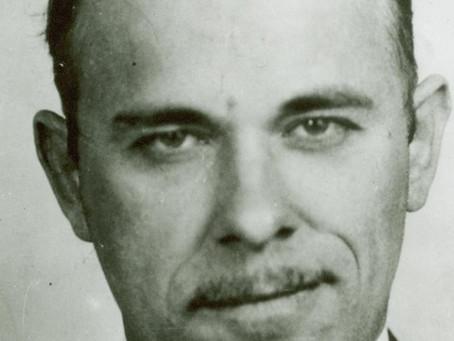 Digging Up John Dillinger: Did The Gangster Escape The FBI's Dragnet?