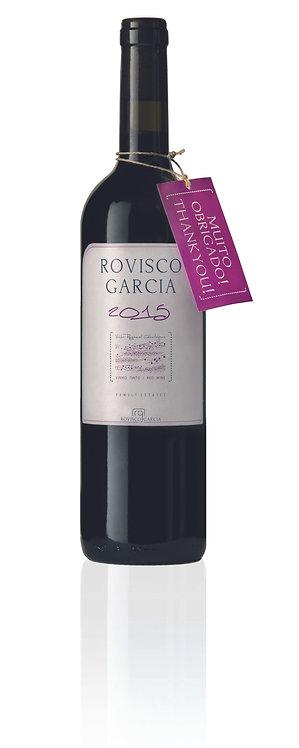 Rovisco Garcia - Colheita 2015
