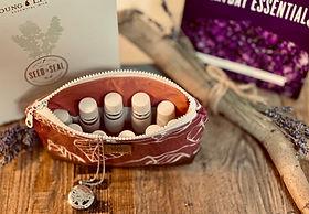 Aroma Oil Bag _Lavendel_