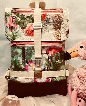 Rucksack _Emma_ Flamingo Love