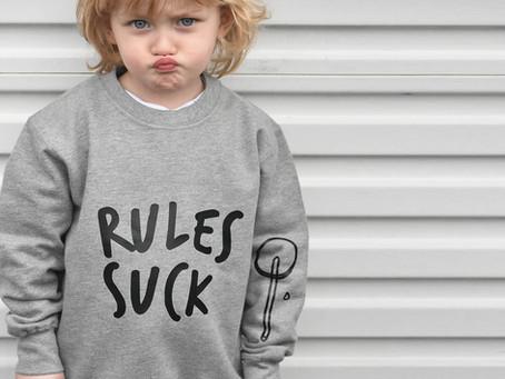 Rules suck!