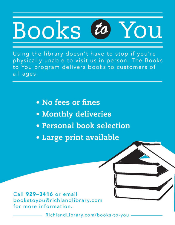 Books to You Flyer