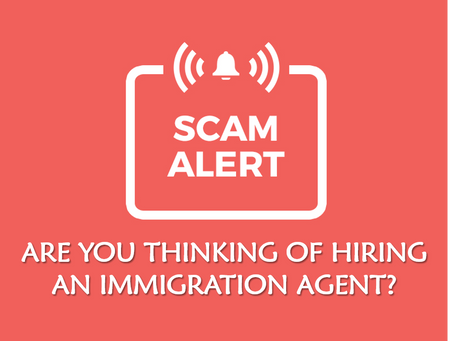 "Hiring an agent for your Canadian PR application is an ""immigration suicide"""