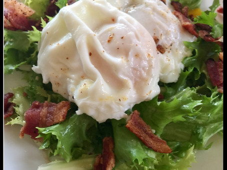 Bistro Breakfast Salad
