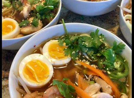 Shaylee's Shrimp Pho Soup