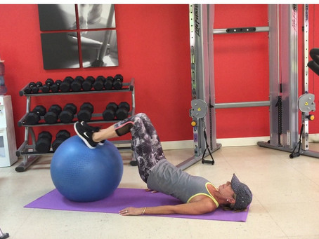Hamstring Roll-out