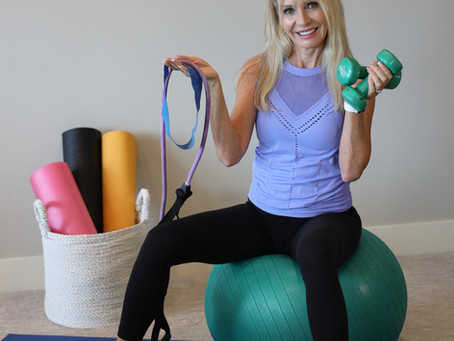 Four Favorite At-home Workout Tools