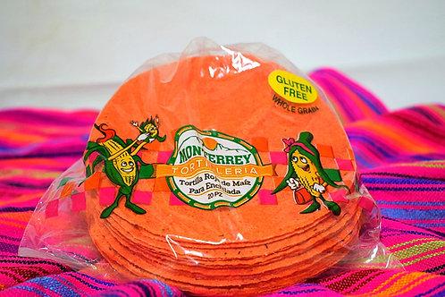 CornTortillas for enchiladas