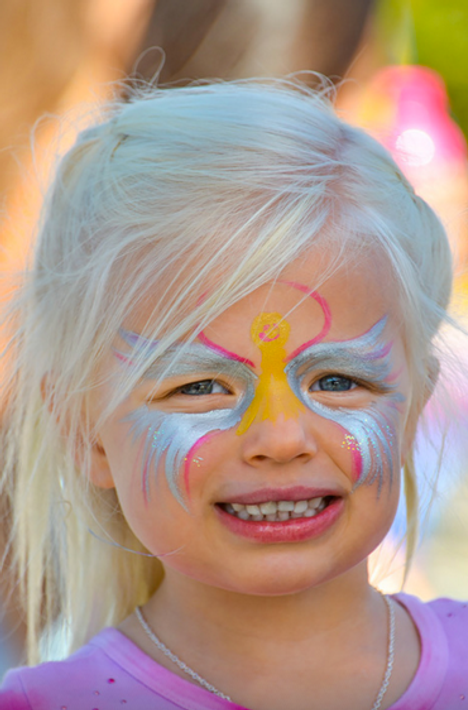 Home edgy elani artisan events face painting face painters sciox Images
