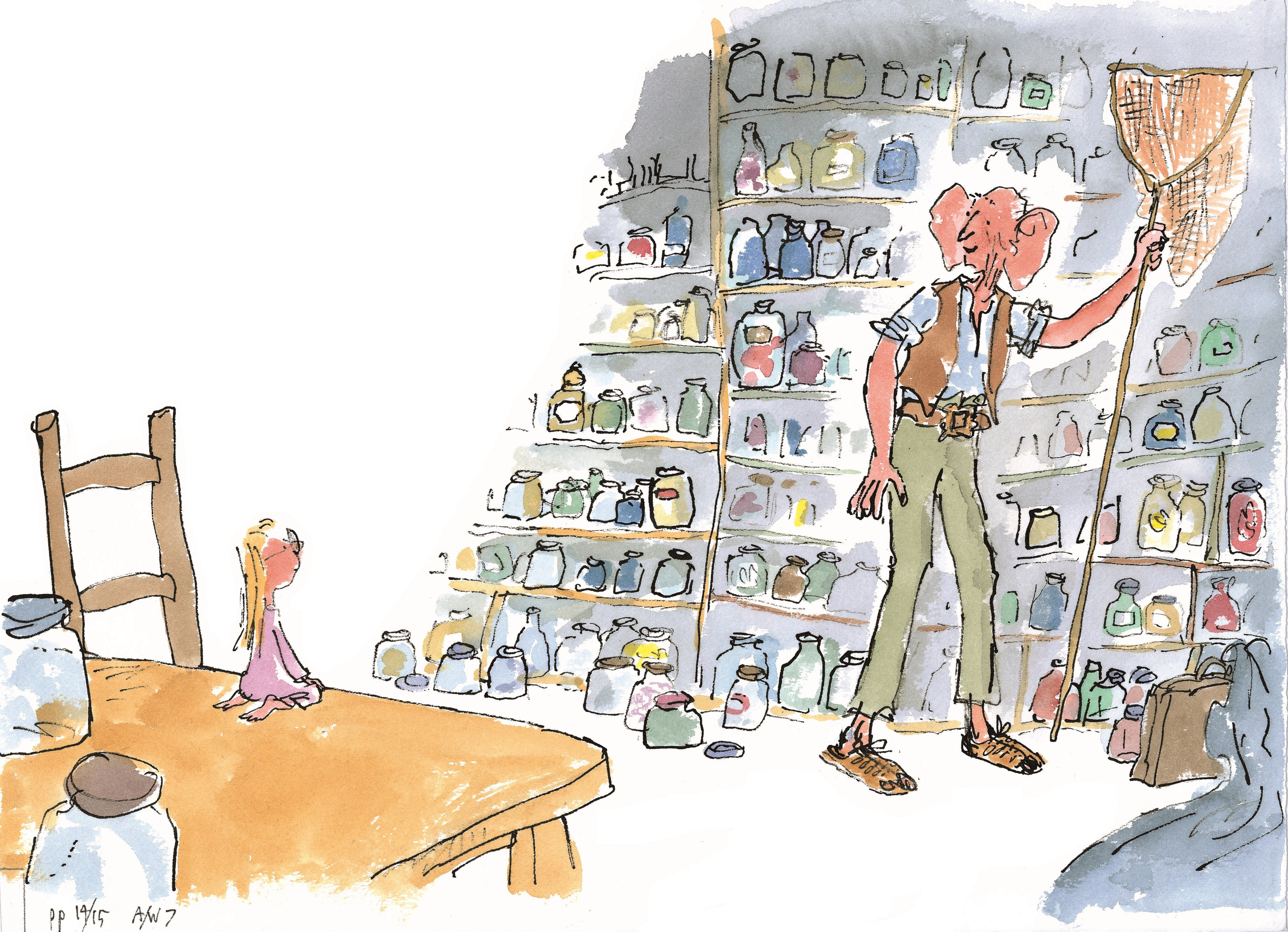 The Wondercrump World of Roald Dahl