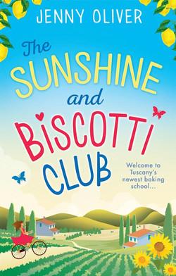 Sunshine and Biscotti cover