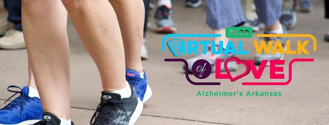 LCCC helps sponsor the Alzheimer's Arkansas 2020 Virtual Walk of Love