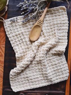 Knit Hand/Kitchen Towel