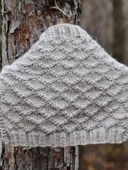 Knit Wool Cowl
