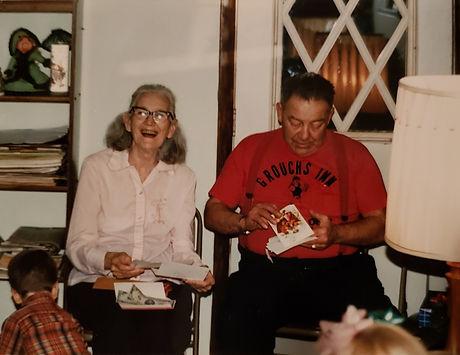 Grandpa John and Grandma Louise Farmer.j
