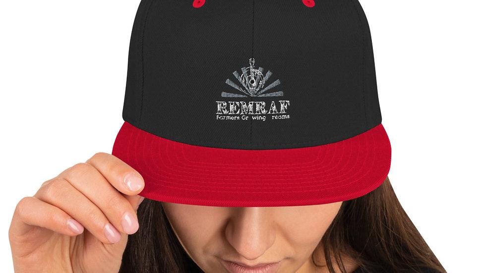 REMRAF Snapback Hat