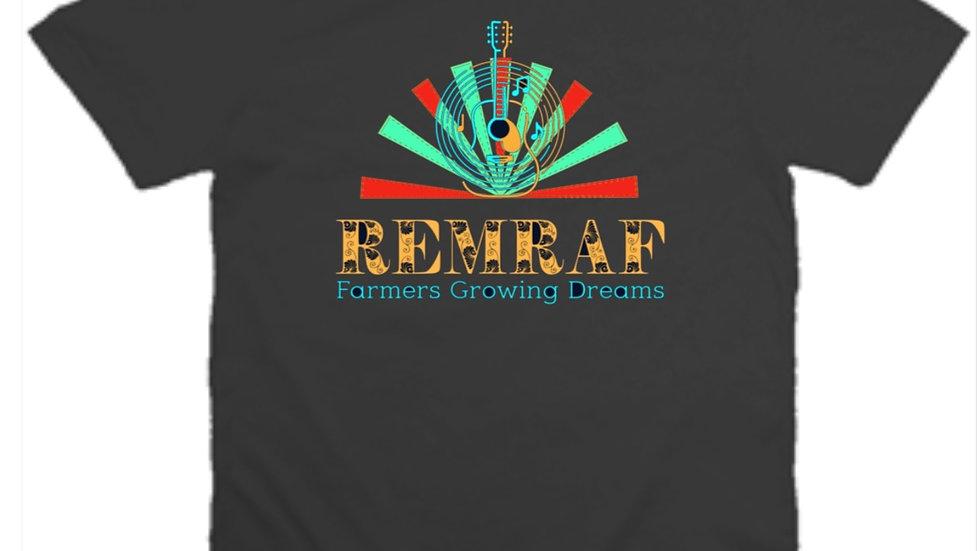 REMRAF T Shirt (Multi Color Logo)