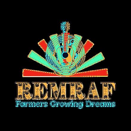 2 REMRAF Guitar Red Blue Rays (clean let