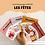 Thumbnail: Carte Bougeotte Carton LES FÊTES