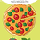 Thumbnail: Carte Bougeotte RECETTE DE PIZZA